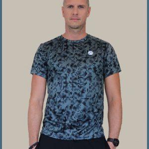 t-shirt tokyo homme présenté dans la gamme running de la french run